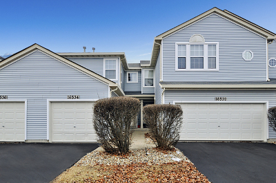 Lockport Condo/Townhouse Contingent: 16534 South Windsor Lane #16534