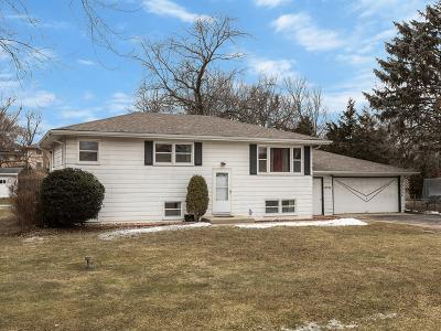 Glen Ellyn Single Family Home For Sale: 2n224 Bernice Avenue