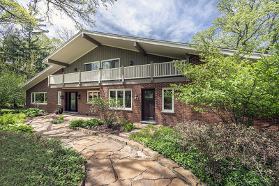 Dundee Single Family Home New: 35w020 Chateau Drive