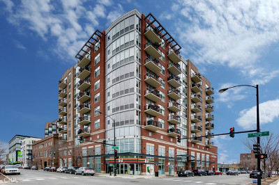 Condo/Townhouse Price Change: 1201 West Adams Street #702