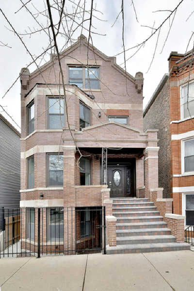 Chicago Multi Family Home For Sale: 3300 South Carpenter Street