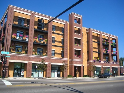 Ravenswood Condo/Townhouse For Sale: 4700 North Western Avenue #4C