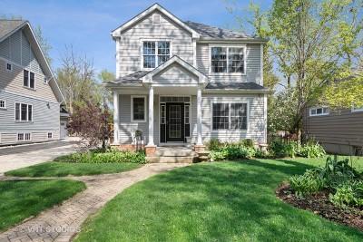 Barrington Single Family Home For Sale: 735 South Grove Avenue