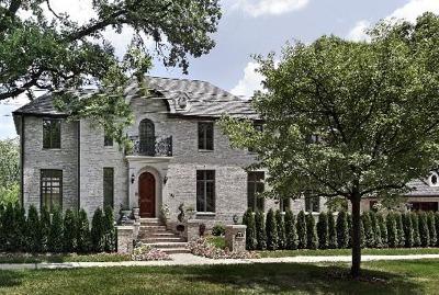 Glencoe Single Family Home For Sale: 305 Greenwood Avenue