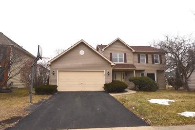 Aurora Single Family Home For Sale: 2360 Waterbury Circle