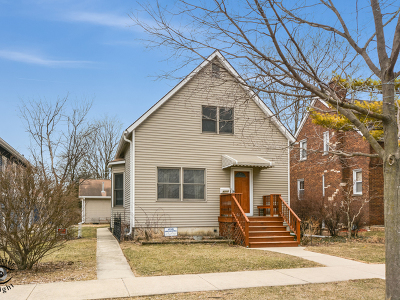 Brookfield Single Family Home For Sale: 4510 Deyo Avenue