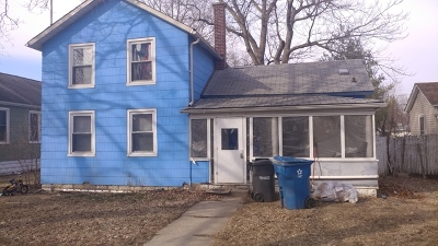 Morris Single Family Home For Sale: 712 Douglas Street