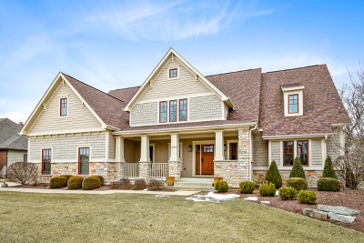 Sugar Grove Single Family Home For Sale: 1659 Chestnut Hill Court