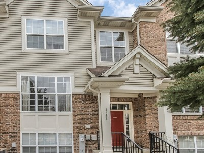 South Elgin Condo/Townhouse Contingent: 1678 Deer Pointe Drive