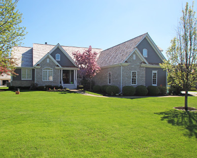 Spring Grove Single Family Home Price Change: 8414 Appaloosa Lane