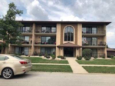 Tinley Park Condo/Townhouse For Sale: 8324 160th Place #3W