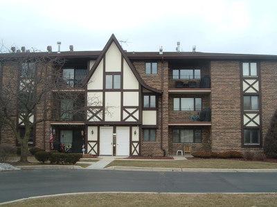Chicago Ridge Condo/Townhouse For Sale: 10512 Ridge Cove Drive #11C