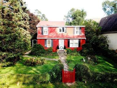 Downers Grove Single Family Home For Sale: 4701 Roslyn Road