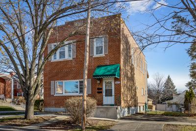 Downers Grove Rental For Rent: 4827 Douglas Road #2