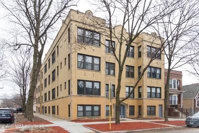 Condo/Townhouse Contingent: 3301 West Cuyler Avenue #3