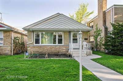Single Family Home For Sale: 2805 West Coyle Avenue