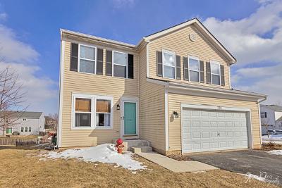 Marengo Single Family Home For Sale: 701 Ridge Drive