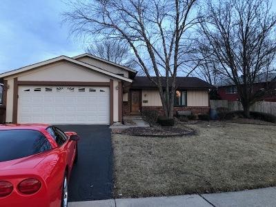 Oak Forest Single Family Home For Sale: 5179 Aldersyde Road