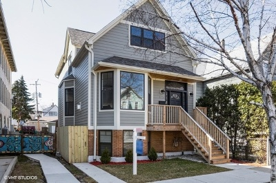 Multi Family Home Price Change: 3326 North Whipple Street