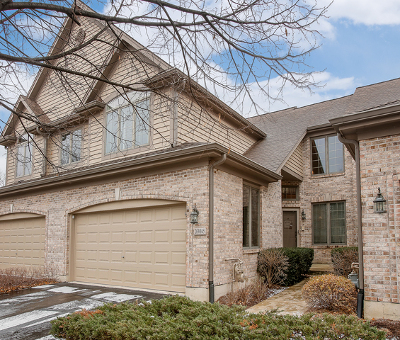 Winfield Condo/Townhouse For Sale: 26w045 Klein Creek Drive