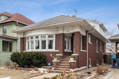 Oak Park Single Family Home Contingent: 621 South Humphrey Avenue