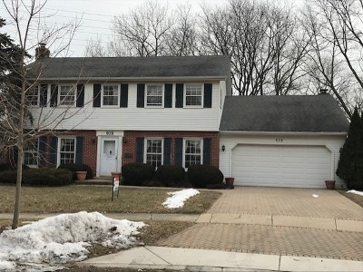 Elmhurst Single Family Home For Sale: 515 East Atwood Court