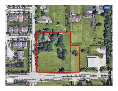 Aurora  Residential Lots & Land For Sale: 1291 Felten Road