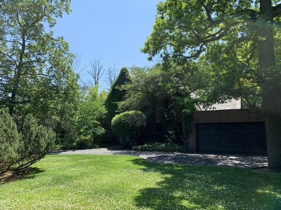 Highland Park Single Family Home For Sale: 1502 Sheridan Road