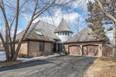 Highland Park Single Family Home For Sale: 992 Coventry Lane