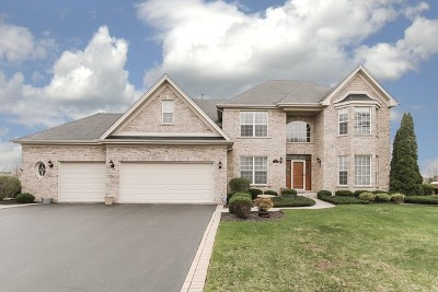 Algonquin Single Family Home For Sale: 661 Saratoga Circle