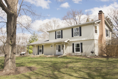 Barrington Single Family Home For Sale: 101 Howe Terrace