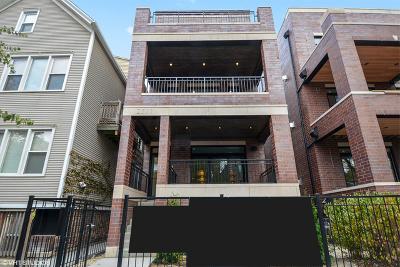 Condo/Townhouse For Sale: 2511 North Southport Avenue #2