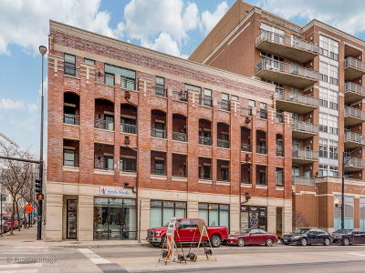 Condo/Townhouse For Sale: 955 West Monroe Street #2C