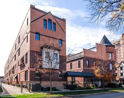 Oak Park Condo/Townhouse For Sale: 170 North Marion Street #10