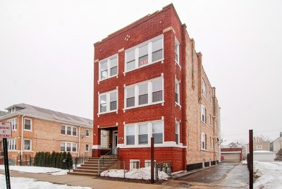 Cicero Multi Family Home For Sale: 1325 South 49th Court