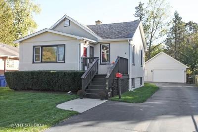 Highland Park Single Family Home For Sale: 1018 Cherry Lane