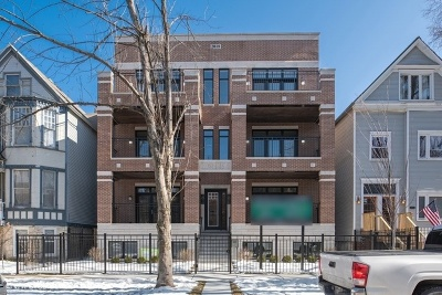 Condo/Townhouse For Sale: 3813 North Kenmore Avenue #2N