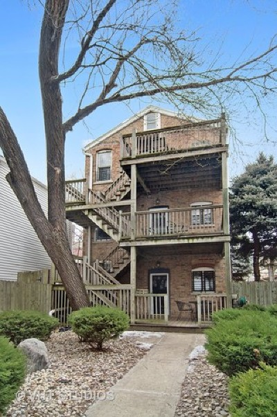 Multi Family Home For Sale: 1625 North Dayton Street