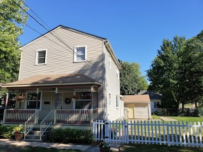 Lockport Single Family Home For Sale: 624 South Jefferson Street