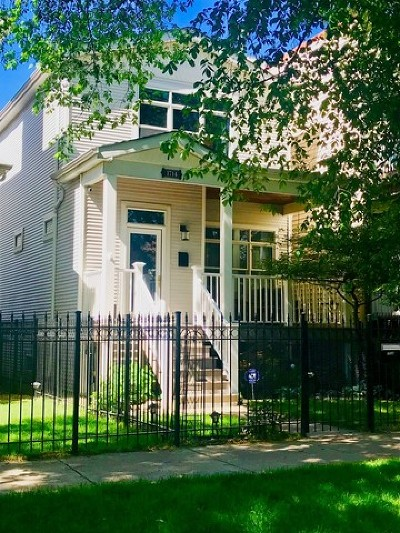 Single Family Home For Sale: 1714 West Winona Street