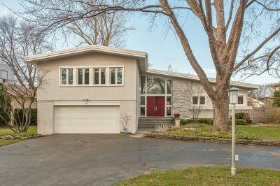 Glencoe Single Family Home For Sale: 715 Brookvale Terrace