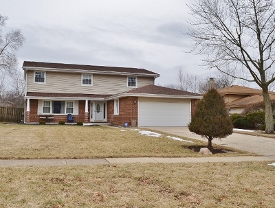 Downers Grove Single Family Home For Sale: 7733 Queens Court