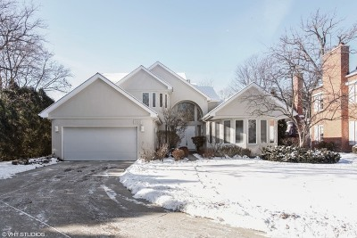 Wilmette Single Family Home For Sale: 905 Shabona Lane