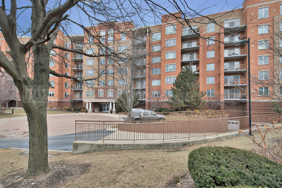 La Grange Condo/Townhouse For Sale: 1 North Beacon Place #509
