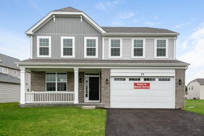 North Aurora Single Family Home Contingent: 71 Windstone Drive