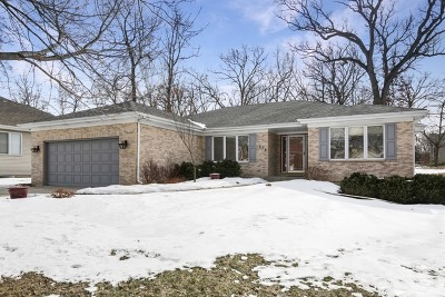 Carpentersville Single Family Home Price Change: 408 Windham Trail