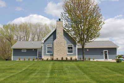 Wauconda Single Family Home For Sale: 29840 North Garland Road
