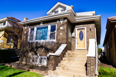 Elmwood Park Single Family Home For Sale: 2929 North 78th Court