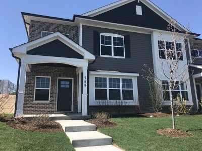 Cary Condo/Townhouse For Sale: 755 Harper Drive