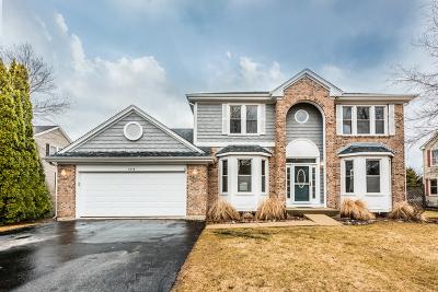 Mc Henry County Single Family Home Contingent: 1510 Dogwood Drive